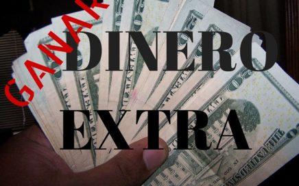 10 oficios para ganar dinero extra