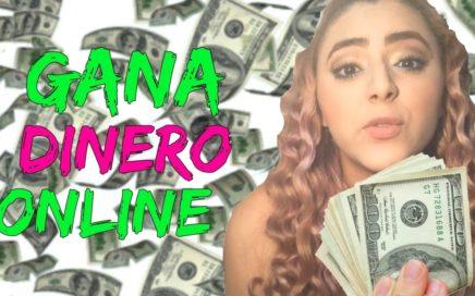 COMO GANAR DINERO POR INTERNET- SIN INVERTIR- 2017