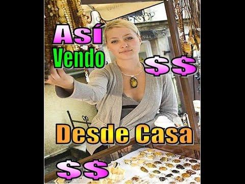 20 COSAS QUE PUEDES VENDER DESDE CASA, GANA DINERO DE INMEDIATO