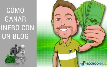 4 Formas Efectivas de Ganar Dinero con un Blog