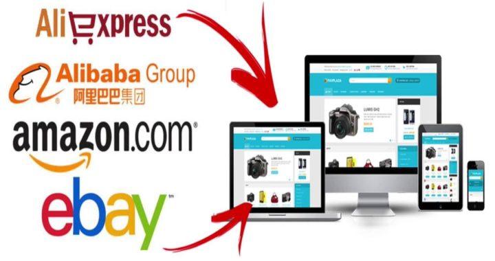 Como Ganar Dinero Con Amazon, Ebay y Aliexpress En 60 Segundos | Wp Commission Machine
