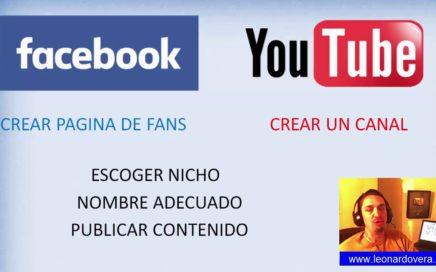 COMO GANAR DINERO CON CLICKBANK USANDO FACEBOOK Y YOUTUBE