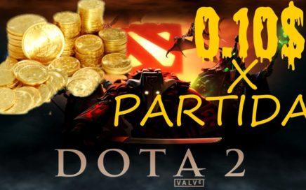 Como ganar dinero con DOTA2 - SOLO POR JUGAR