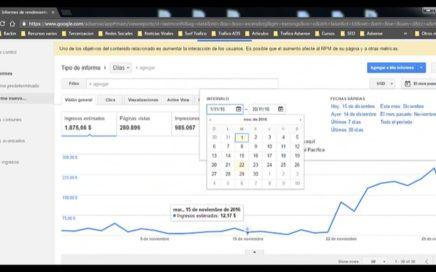 Como ganar dinero con Google Adsense 2017 | Ganar dinero con Adsense: 6000 dolares al mes en 2017