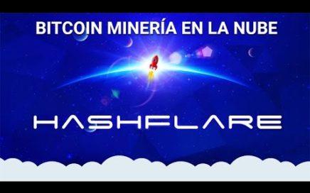 Como ganar dinero con la Minería de bitcoins en HASHFLARE