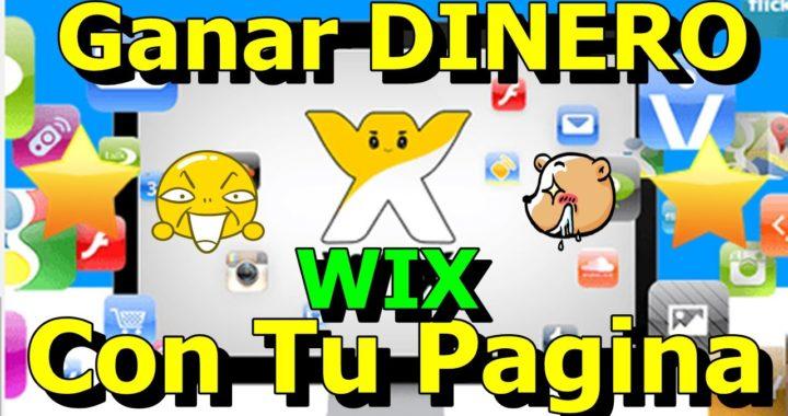 Como Ganar Dinero con tu pagina WIX - ( Actualizado )