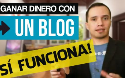Como Ganar Dinero con un Blog - Estrategias de Marketing