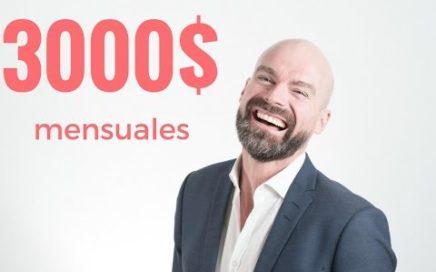 COMO GANAR DINERO EN INTERNET 2017: GANAR DINERO en Google Adsense -- 3000$/mes --