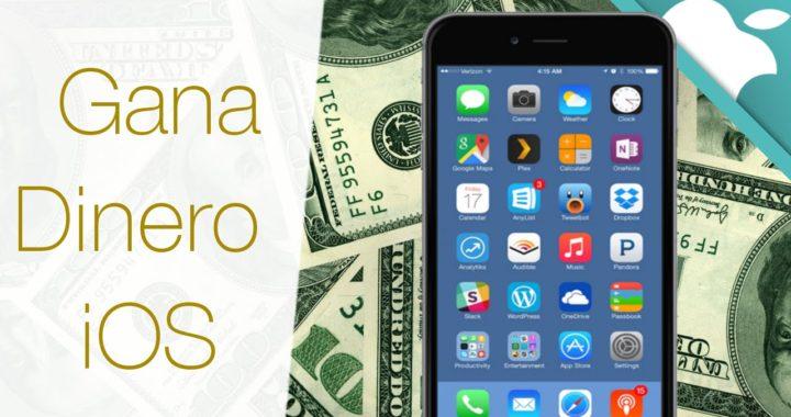 COMO GANAR DINERO EN IOS | Apps para iPhone y iPad