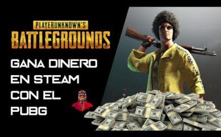 Como ganar dinero en Steam con el PUBG