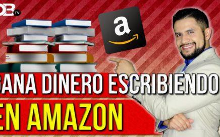Como Ganar Dinero Escribiendo Libros En Amazon - Por Gabriel Blanco