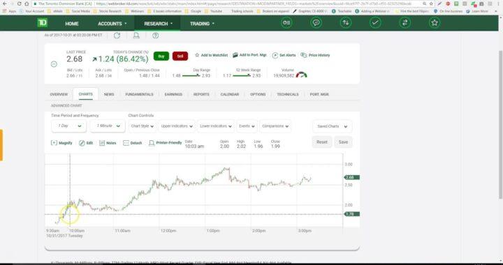 Como ganar dinero facil en la bolsa de valores # 2
