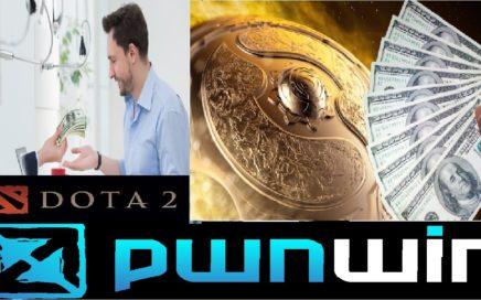 CÓMO GANAR DINERO JUGANDO DOTA 2 - pwnwin.com