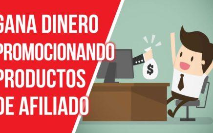 Como Ganar Dinero Promocionando Productos - Marketing de Afiliados
