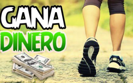 Como Ganar Dinero Solamente Caminando / Desde Android.