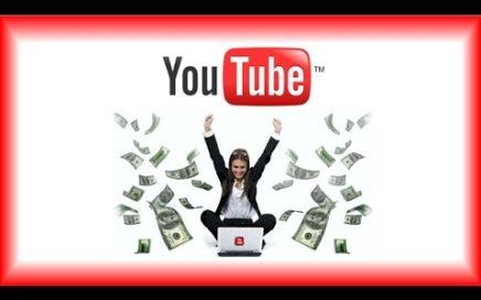 Como monetizar y ganar dinero con YouTube 2017