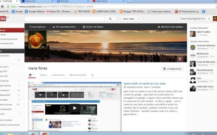 como subir y configurar un video para ganar dinero en youtube y adsense