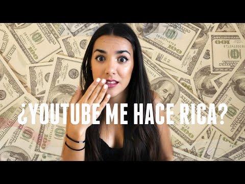¿Cuánto gano con Youtube? ¿Cómo ganar dinero?
