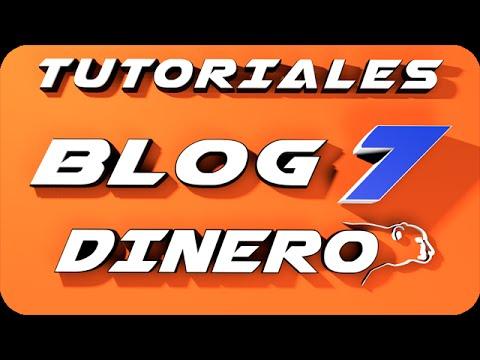 Curso de Blogger 2014 |PARTE 7| Como GANAR DINERO con tu blog