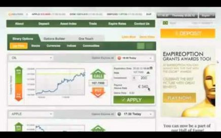 Ganar dinero con opciones binarias - binary options money trading