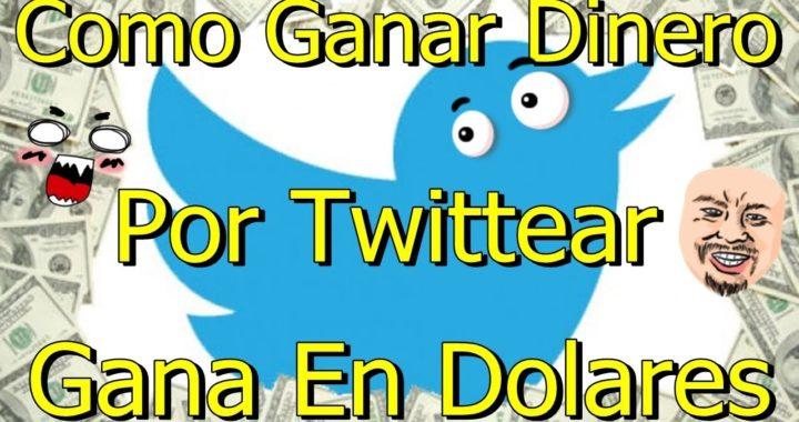 Ganar Dinero Con Tu Cuenta de Twitter Truco Guia + 1$ Diario ( Actualizado )