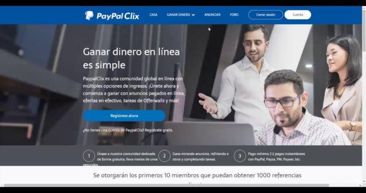 Ganar dinero en internet 2017   Pagina Oficial de PayPal   Comprobado 31/10/2017