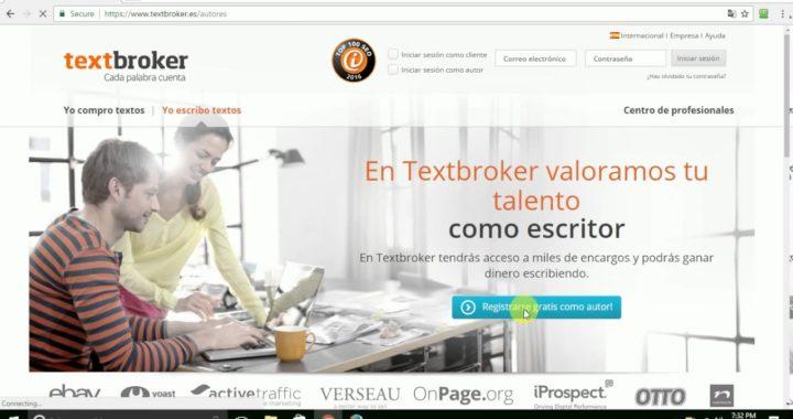 ganar dinero escribiendo en Español