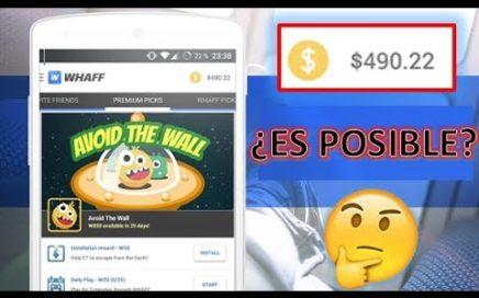 Ganar Dinero Por Internet A Traves De Tu Telefono 2018!! ¿Es Posible?
