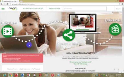 ganar dinero por internet viendo videos 2015