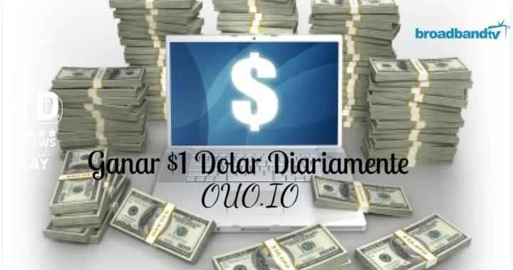 La Mejor Pagina para Ganar Dinero por Internet (Abril 2016) $1 Dolar Por Día