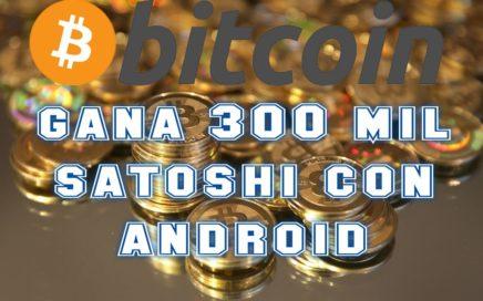 Mejor App para Ganar Dinero || Gana bitcoin desde tu teléfono android