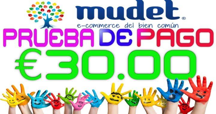 Mudet Me Paga € 30.00 Por Ver Anuncios GRATIS!! Como Ganar DINERO Por INTERNET  Sin Invertir
