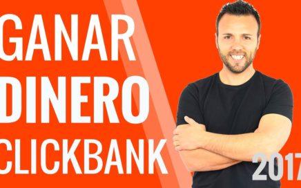 (NUEVO) Cómo Ganar Dinero con Clickbank 2017 | Parte 1| Alejandra y Toni | Vídeo 115