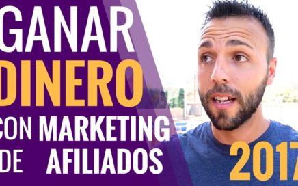 (NUEVO) Cómo Ganar Dinero con Marketing de Afiliados 2017 - Parte 1   Alejandra y Toni   Vídeo 96