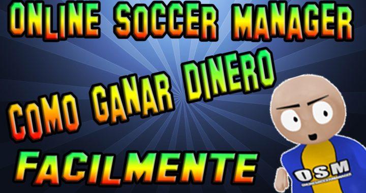Online Soccer Manager - Ganar DINERO fácilmente!