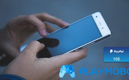 PLAYMOBO - App para ganar dinero en PayPal o Gift Cards