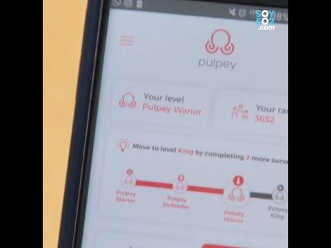 Pulpey, la app con la que puedes ganar dinero contestando encuestas