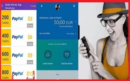 TOP 11 Mejores App 2018 Para Ganar DINERO €100,00 Gratis a PayPal - Android IOS + Prueba Pago