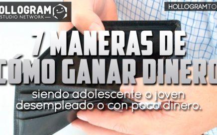 TOP: 7 MANERAS DE CÓMO GANAR DINERO SIENDO ADOLESCENTE O JOVEN DESEMPLEADO (2017)