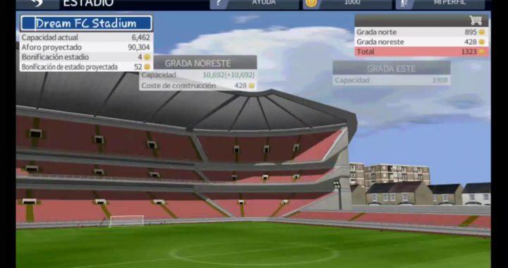 Trucos para ganar dinero Dream League Soccer y mejorar tu estadio al maximo