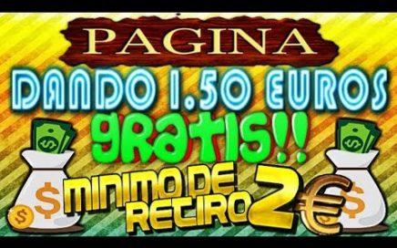 1.50€ GRATIS!! | PAGANDO DESDE 2001 | RETIRA A PAYPAL A LOS 2€!