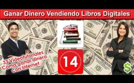 14  Ganar Dinero Vendiendo Libros Digitales