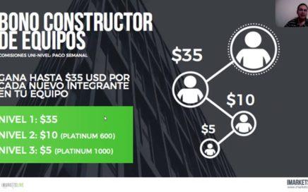 FOREX   iMarketsLive Oportunidad de Negocio   Ganar Dinero Online   Multinivel  NetworkMarketing