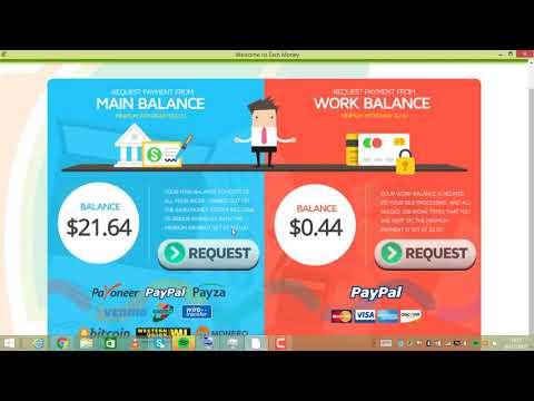 Earn Money   PRUEBA DE PAGO A PAYPAL   Gana Dinero por Tener el PC encendido