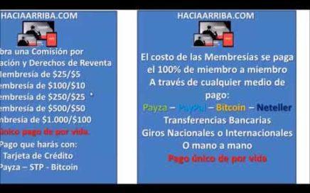 Como Ganar Dinero Desde Casa  La Mejor Presentacion Hacia Arriba Easy1Up