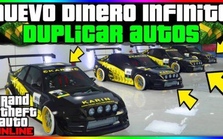 """*DINERO INFINITO* TRUCO DE DUPLICAR AUTOS DE LUJO FACIL Y RAPIDO! """"GTA V ONLINE 1.41"""""""