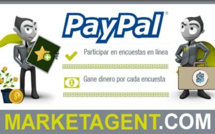 MARKETAGENT - GANA DINERO EN PAYPAL  €1.50 EUROS GRATIS POR REGISTRARTE!!