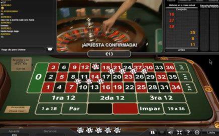 180€ Ganando Dinero jugando a la Ruleta Online  (Sólo +18)