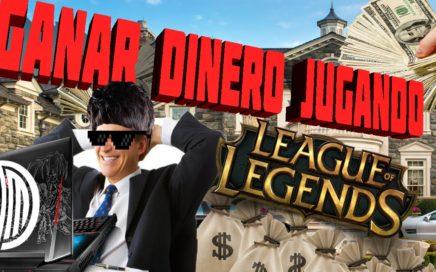 2016   Gana Dinero jugando LOL Y DotA 2   Dinero facil   Gratis   PayPal