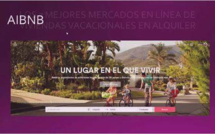 3º MeetUp Web - AIRBNB ¿Como Ganar Dinero Alquilando una Habitacion de Tu casa a Turistas?